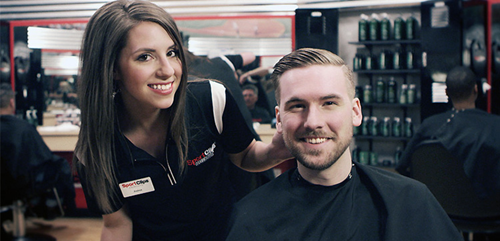 Sport Clips Haircuts of Troy Haircuts
